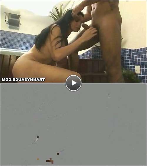 gay tranny sucks sex video