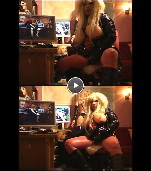 ladyboy mercedes video